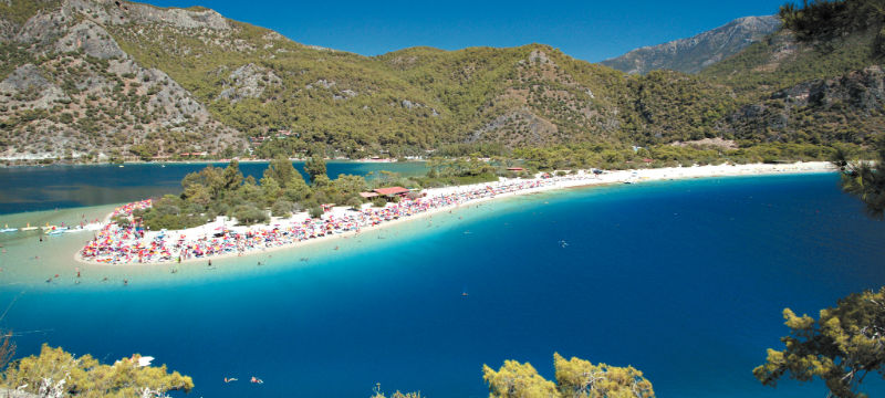 Holidays to olu deniz