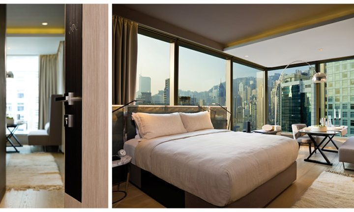 Boutique hotel hong kong island